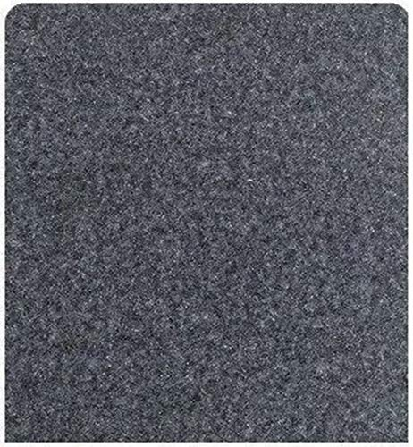 Standard 16 OZ Cut Pile Boat/Marine Carpet - Choose your length, width, and color! Made and shipped in the USA – Quality Guaranteed – Lowest Prices Online (Marble Grey 5810, 8ft W x 20ft L)