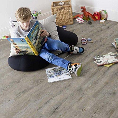 Vinyl Laminat selbstklebend Holzdekor gekalkt Gerflor Senso Rustic 0511 Pecan 2,2 m²