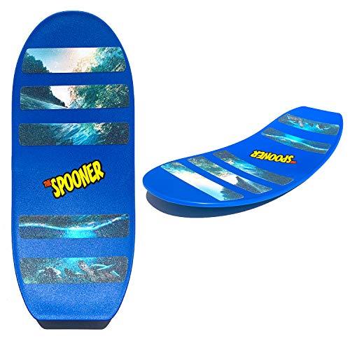 "Spooner Boards Pro - Blue, 25.5""L x 11.25""W"