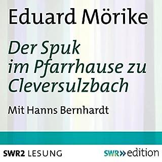 Der Spuk im Pfarrhause zu Cleversulzbach Titelbild