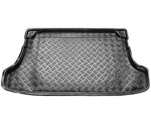 Protector Maletero PVC Compatible con Suzuki Grand Vitara 5-Puertas (2005-2014) + Regalo | Alfombrilla Maletero Coche Accesorios | Ideal para Perro Mascotas
