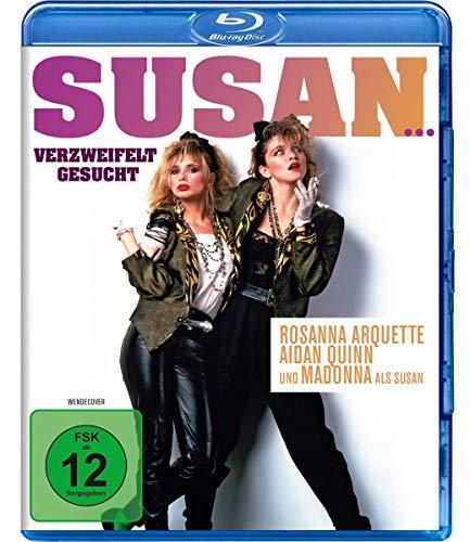 Susan verzweifelt gesucht [Blu-ray]