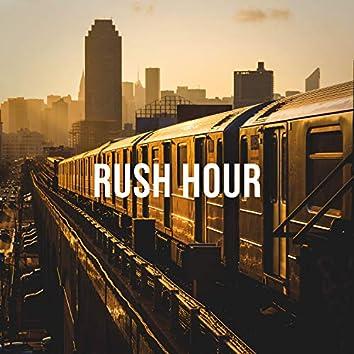 Rush Hour: Ride Through New York's Underground in the Rush Hour