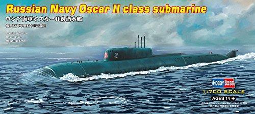 Hobby Boss 87021 Modellbausatz Russian Navy Oscar II class submarine