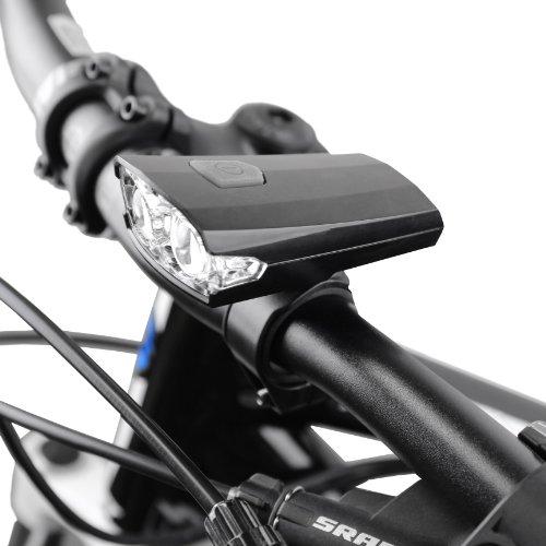 BV(ビーブイ)『自転車ヘッドライト』