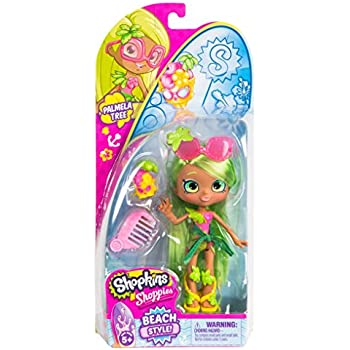 Shopkins SHOPPIES S7 Doll Single Pack - Palm | Shopkin.Toys - Image 1