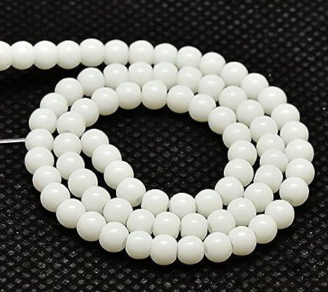 Perlin Nat/ürliche Edelstein Perlen Taiwan Jade Mattiert Gefrostet Rund 10mm Gr/ün Set 24stk Lose Schmuckstein Schmuckperlen Schmuckdesign Bastelzubeh/ör Perlenkette G476 x2