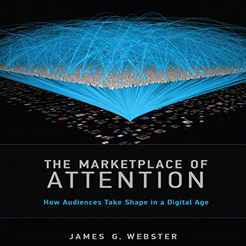 The Marketplace of Attention audiobook cover art