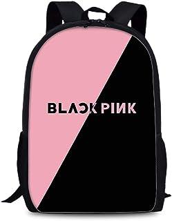 Kpop Blackpink Backpack Casual Daypack School Bookbag for Boys Girls