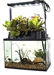 Ecolife ECO-Cycle Aquaponics Indoor Garden System.