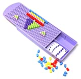 MSGH Puzzle Pencil Box Idea Gift Choice for Students, Multicolor, 20 Grams, Pack