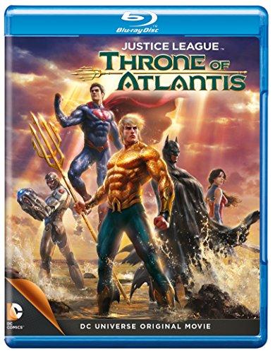Justice League: Throne Of Atlantis [Edizione: Regno Unito]