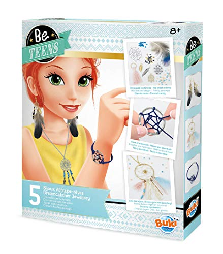 Buki France- Be Teens - Joyas Atrapasueños, Color (BE114) ,...