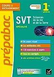 SVT 1re générale (spécialité) - Prépabac: nouveau programme de Première (2020-2021)