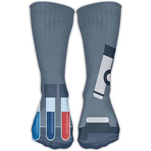 TO-JP DNA Microscope Unisex Crew Socks Short Sports Socks.