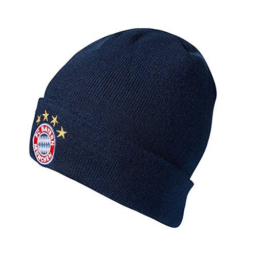 FC Bayern München Mütze Navy