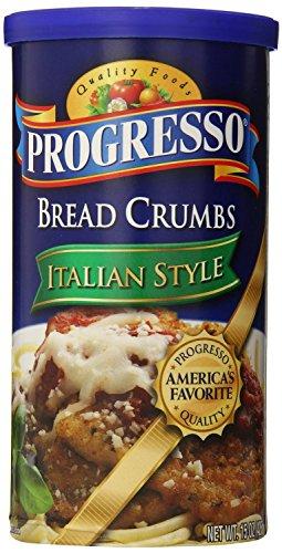 Progresso Italian Style Bread Crumbs 15 Ounce (Pack of 2)