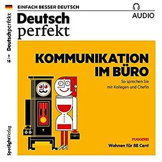 Deutsch perfekt Audio. 3/2018 cover art