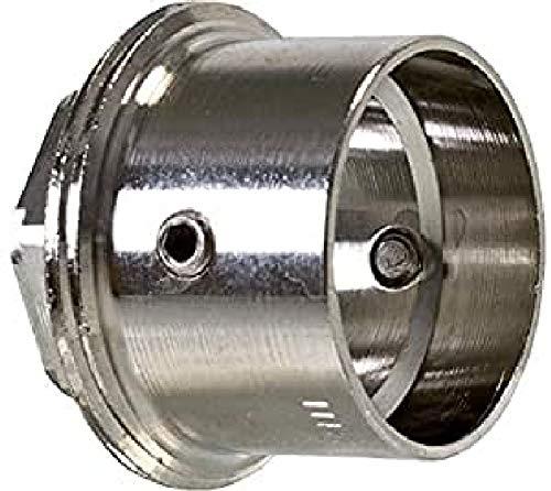 Lupus Heimeier Adapter für Danfoss RA, 23mm auf M30x1,5 Thermostate