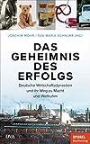 Eva-Maria Schnurr (Hg, Joachim Mohr: Das Geheimnis des Erfolges