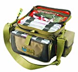 Wild River CLC WT3505 Tackle Tek Mission Lighted Convertible Tackle Bag with Four PT3500 Trays, Small