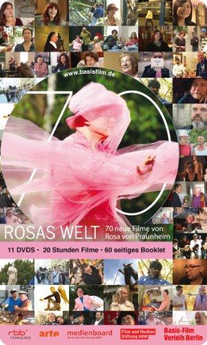 Rosas Welt - 70 neue Filme von Rosa von Praunheim [11 DVDs]