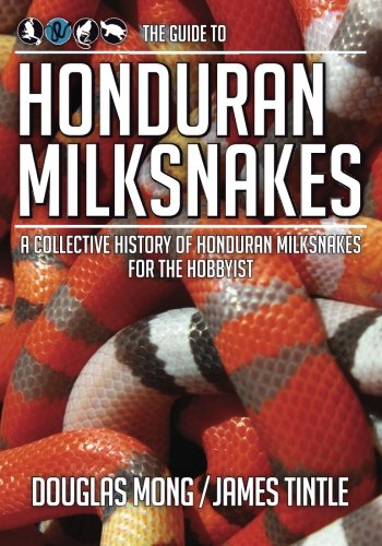 The Guide to Honduran Milksnakes: A Collective History of Honduran Milksnakes for the Hobbyist