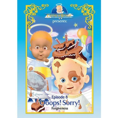Cherub Wings: Episode 8 - Ooops! Sorry! copertina