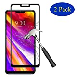 [2-Pack] LG G7 ThinQ Screen Protector Tempered Glass [Full...