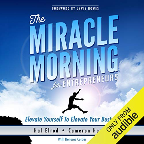 Page de couverture de The Miracle Morning for Entrepreneurs
