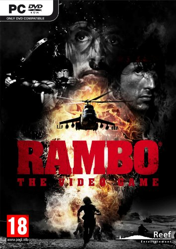 Rambo: The Video Game (PC DVD) (UK)