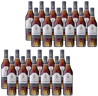 Alambre Moscatel 20 Years 500ml - Dessertwein - 24 Flaschen