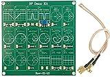 TECNOIOT Placa de Prueba de RF Kit de demostración de RF de Filtro/atenuador de Prueba de Red Vectorial para NanoVNA-F