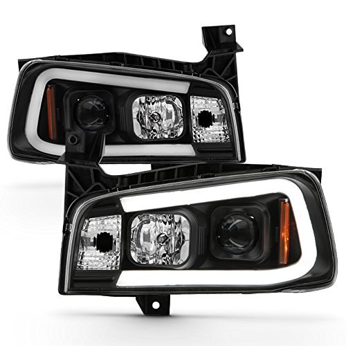 08 charger headlight assy - 1