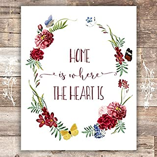Best home is where the heart is decor Reviews