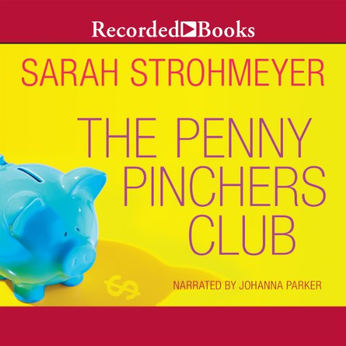 The Penny Pinchers Club audiobook cover art