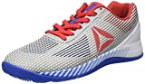 Reebok R Crossfit Nano 7.0, Zapatillas de Running Unisex, Gris (White/awesome Blue/primal Red/black/skull Grey), 39 EU M