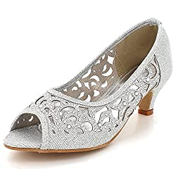 552ea91d1d3 Wide Fit Bridal Shoes UK - Lots of Styles and Heel Heights ...