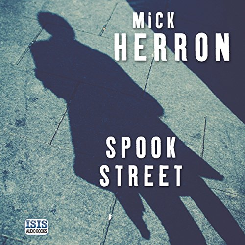Spook Street audiobook cover art
