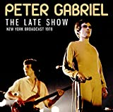 Peter Gabriel: The Late Show (Audio CD)