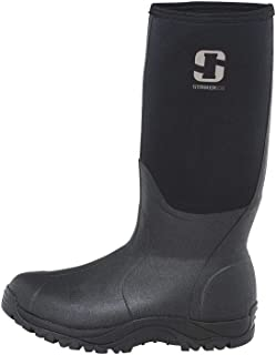 Mens Rubber Boot