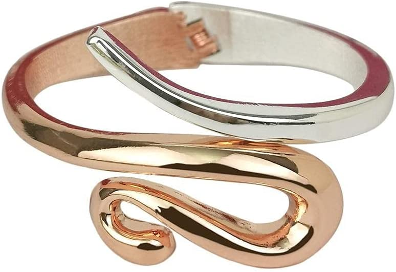 Ultra-Cheap Deals Austin Mall zhongbao Alloy Snake Bracelets Cuff Charm Bangles L Women Smooth