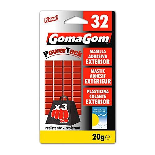 Gomagom No.32 Masilla adhesiva exterior 20g - 15023