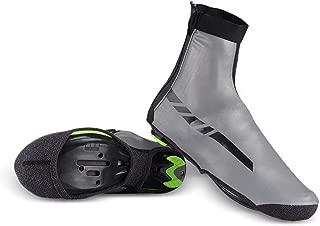 B Baosity Wasserdichte Radfahren Shoecover Fahrrad-/Überschuhe Regenschutz Regen Schnee Stiefel Protectoren