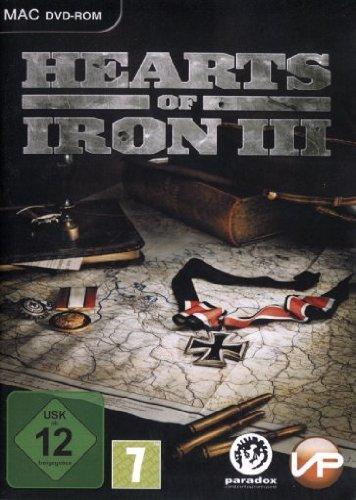 Hearts of Iron III - [Mac]