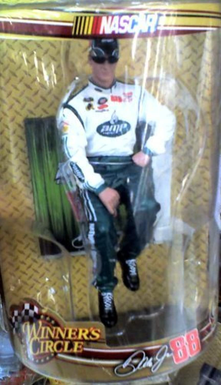 DALE JR NEW 88 WINNER'S CIRCLE NASCAR ACTION FIGURE by WINNER'S CIRCLE WINNERS CIRCLE
