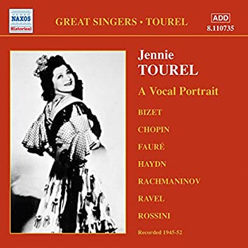 Tourel, Jennie: Vocal Portrait (A) (1946-1952)