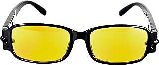 e28b219284 Junecat Fuerza Multi Frame LED luz de visión Nocturna Gafas de Lectura  Plaza de dioptrías de