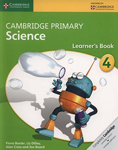 Cambridge primary science. Stage 4. Per la Scuola media. Con espansione online. Con libro: Learner