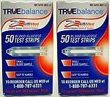 TrueBalance Test Strips 100 Count by Nipro